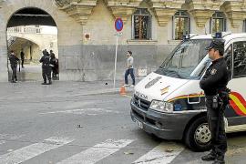Un detenido con droga en el coche entre Consell y Alaró acepta tres años de cárcel