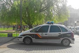 Alarma en el parque Krékovic ante un enfrentamiento entre jóvenes latinos