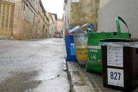 La recogida de basura en Artà por fracciones reduce en 30.000 kilos el 'rebuig'