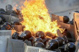 Ucrania arde de nuevo
