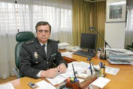 El comisario principal Tomeu Campaner, nombrado segundo jefe del CNP en Galicia