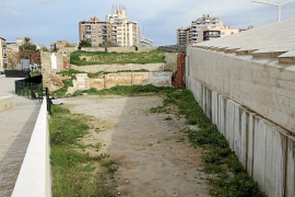 Cort agiliza los proyectos para rehabilitar el Baluard del Príncep
