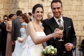 Nuria Fergó se casa con José Manuel Maíz