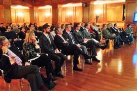 El Baluard presenta el 'Arxiu Balears' en el Instituto Cervantes de Madrid