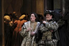 'Rigoletto', de Giuseppe Verdi, se viste en el Teatre Principal de Palma