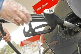 El precio del gasóleo  es el más caro de España