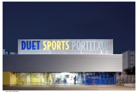 gimnasio y polideportivo Duet Sports Portitxol