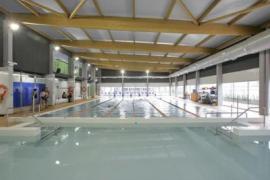 piscina cubierta de Duet Sports Portitxol