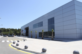 Alcúdia estrena su nueva estación marítima