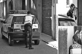 La policía sospecha que los encapuchados de Manacor son menores