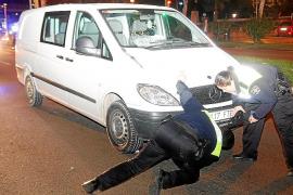 Condenado un conductor borracho que mató a un peatón en la avenida Gabriel Roca