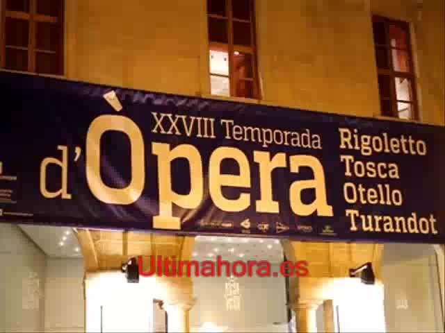 Ensayo general con público de 'Rigoletto'