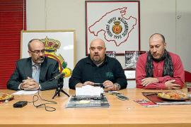 Roig dimite «harto» del maltrato que sufre el club por parte de Serra y Cerdà
