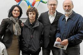 Pere Lorente presenta su obra en la Galería Espai d'Art 32