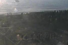 Interior publica en su web las grabaciones de la tragedia de Ceuta