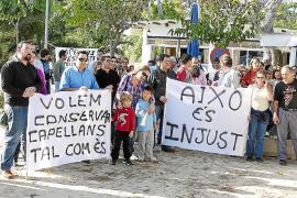 Costas quiere excluir ahora Capellans del dominio público marítimo-terrestre