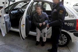 Prisión para el acusado de dar una paliza a un hombre y dejarlo desnudo en un solar de Palma