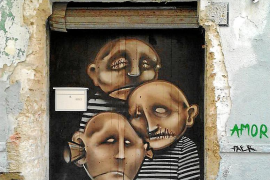 Arte urbano, talento a proteger en Palma