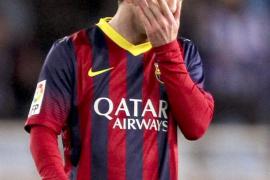 El Barça cae en Anoeta ante una Real Sociedad desatada