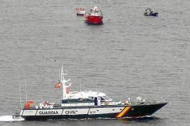 La Guardia Civil, a la 'caza' de pescadores furtivos en reservas protegidas de Mallorca