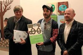 Albert Pinya, premio al mejor artista español en Arco por 'Pinya's friends'