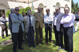 La Conselleria d'Agricultura celebra San Isidro junto a representantes del sector