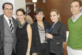 Inauguración de la Clínica Dental Alba
