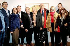 Inauguración de la exposición 'Papers' de Pep Coll