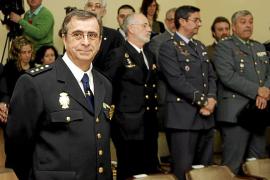 El Gobierno cambia a última hora el destino del comisario principal Tomeu Campaner