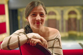 Maia Planas encara como un «reto» ser Gilda en 'Rigoletto'