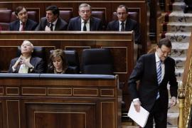 """Rajoy: """"Hemos pasado lo peor y, ahora, España avanza"""""""