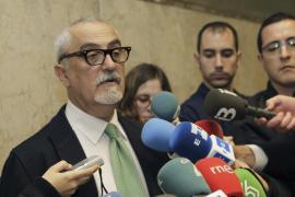 El juez decano de Palma critica la «politización» de la justicia