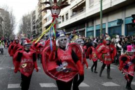 Sa Rua, el mayor desfile de Carnaval de Mallorca