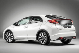 Honda Civic 5P '2014'