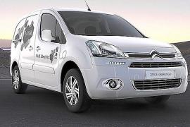 Citroën lanza una nueva versión eléctrica del Berlingo