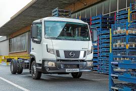 Nissan inicia la producción del NT500