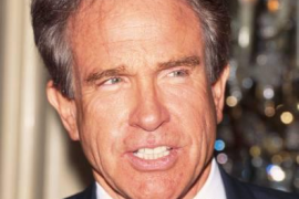 Warren Beatty regresa a Hollywood tras quince años sin rodar