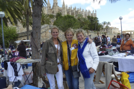 Mercadillo solidario de Lions Club