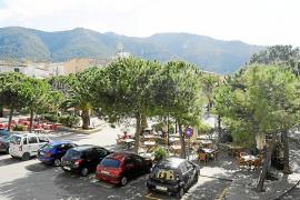 Andratx invertirá 4 millones en la peatonalización de la plaza de España y en un párking subterráneo