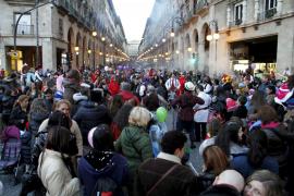 El centro de Palma sufrirá cortes de tráfico este fin de semana por Sa Rua y Sa Rueta