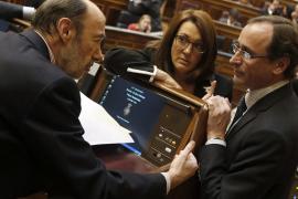 Un Congreso de los Diputados dividido rechaza los planes soberanistas de Catalunya