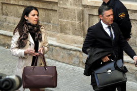 La abogada que acompañó a Carvajal también niega haber grabado a la Infanta