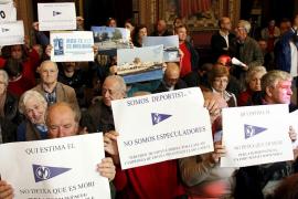 Cort dará hasta 2.900 euros anuales a personas en riesgo de desahucio