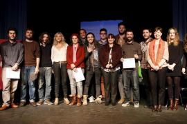 Música y literatura centran la entrega de los premios Art Jove en Palma