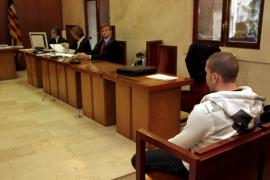 Condenado a cinco años de cárcel un joven que intentó matar a otro en Palma