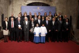 Bauzá apela a la «identidad» de Balears y reclama un trato «más justo» para las Islas