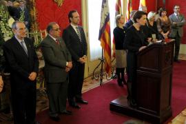 Durán apela a la unidad política para poder reclamar a Madrid un modelo de financiación más justo