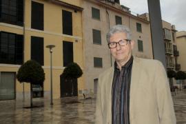 Eberhrad Grosske, el candidato a las europeas de Esquerra Unida Baleares