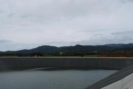 Los agricultores de Consell tendrán agua depurada para riego a partir del verano