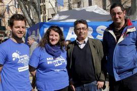 'Balears diu no' condena la «falta de integridad» de los partidos mayoritarios